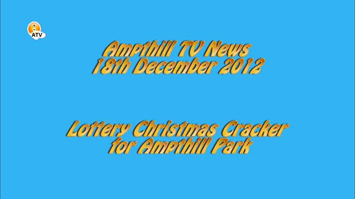 Ampthill Park Christmas Cracker