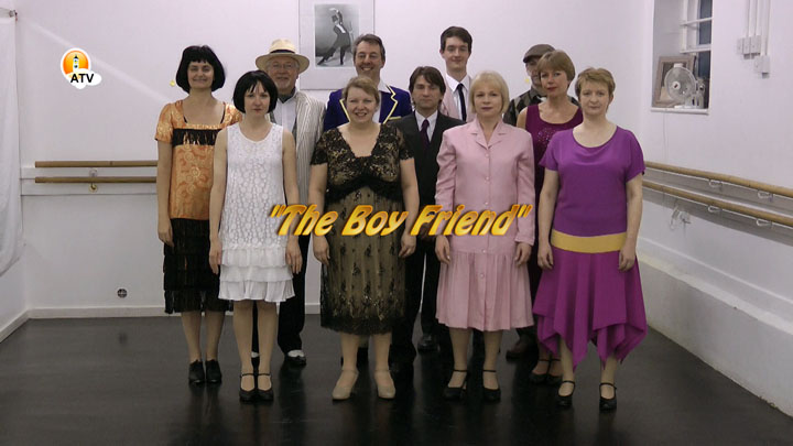 'The Boy Friend' at the Parkside Hall