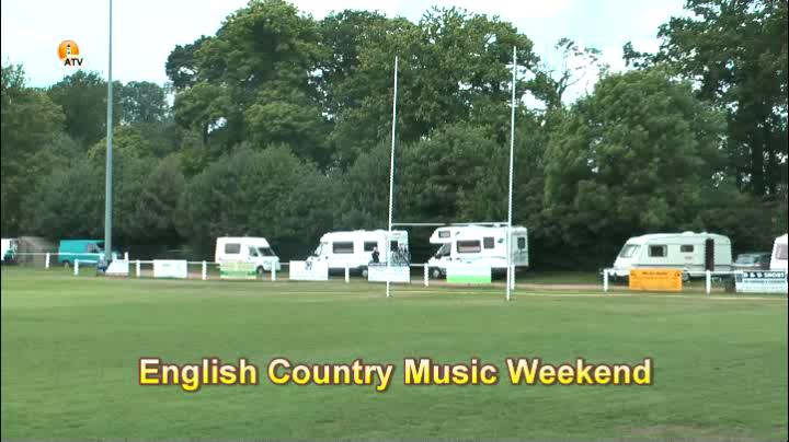 English Country Music Weekend