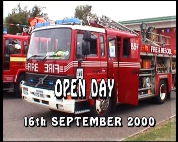 Fire Station Open Day
